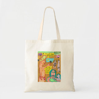 A Trailer-Park Tragedy Tote Bags