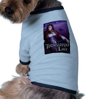 A Treasured Lily Dog Tee Shirt