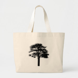 A Tree Canvas Tote Bag