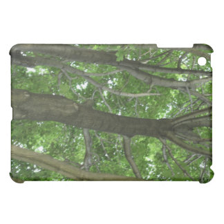 A tree high view into the forest! iPad mini cover