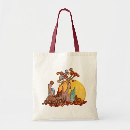 A Tree Named Grover Budget Tote Bag