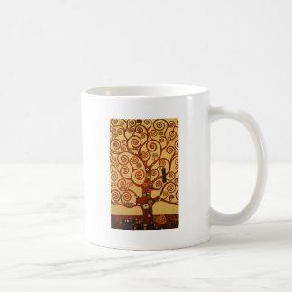 A Tree of Life Basic White Mug