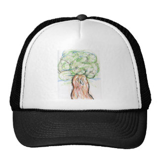 A Tree of my own imagination Cap