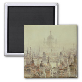 A Tribute to Sir Christopher Wren Refrigerator Magnets
