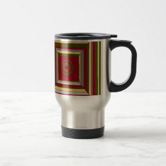 A tricky design mug
