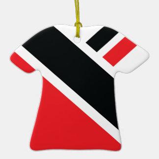 A Trini Flag Ornament