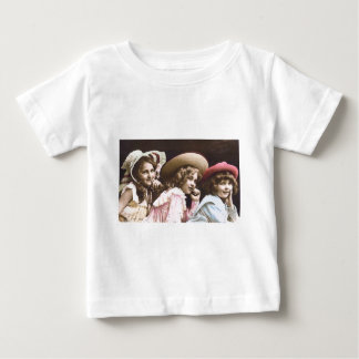 A Trio of Smiles Baby T-Shirt