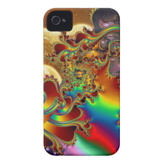A Trip to Infinity iPhone 4 Cover