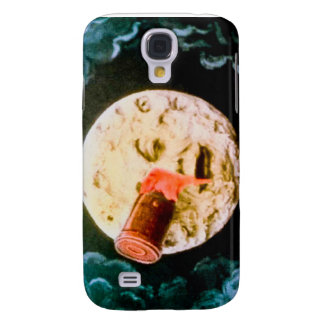 A Trip to the Moon Galaxy S4 Case