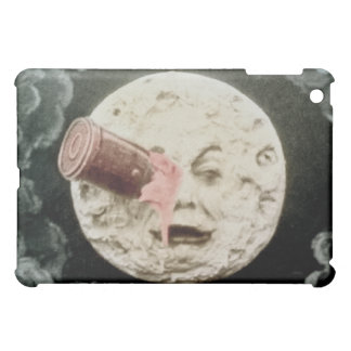 A Trip to the Moon iPad Mini Cases