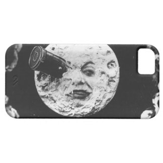 A Trip to the Moon iPhone 5 Case