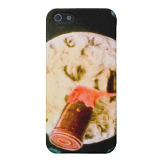 A Trip to the Moon iPhone 5 Cover