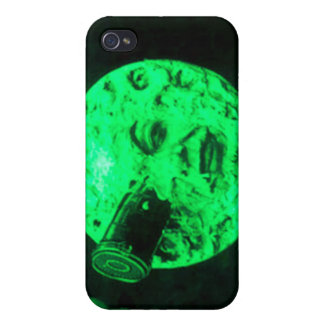 A Trip to the Moon iPhone 4/4S Case