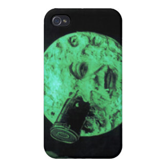 A Trip to the Moon iPhone 4/4S Covers