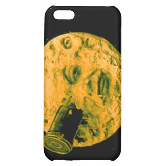 A Trip to the Moon iPhone 5C Cases