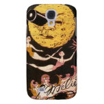 A Trip to The Moon Movie Poster Samsung Galaxy S4 Covers