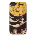 A Trip to The Moon Movie Poster iPhone 4 Case