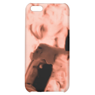 A Trip to the Moon Sepia Rose iPhone 5C Cases