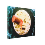 A Trip to the Moon Stretched Canvas Prints