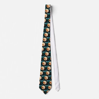 A Trip to the Moon Tie