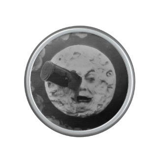 A Trip to the Moon Vintage Le Voyage dans la Lune Bluetooth Speaker