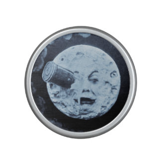 A Trip to the Moon Vintage Le Voyage dans la Lune Speaker