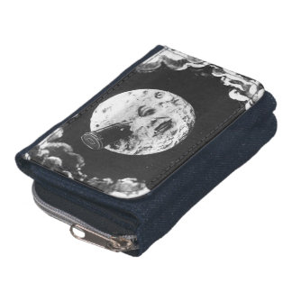 A Trip to the Moon Wallet