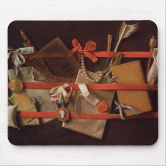 A Trompe L'Oeil of Objects Mouse Mat