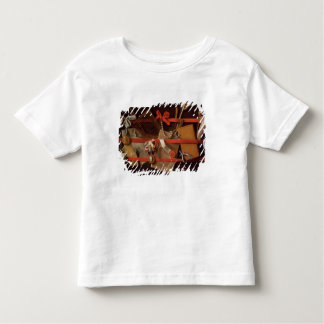 A Trompe L'Oeil of Objects Toddler T-Shirt
