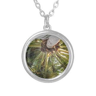 A tropical getaway pendant