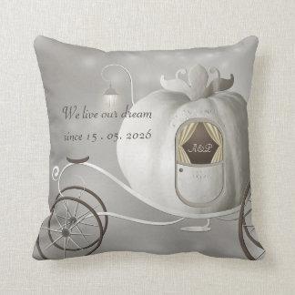 A True Fairy Tale Wedding Favor Cushion