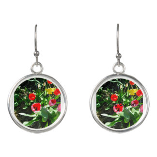 A Tulip Garden Earrings