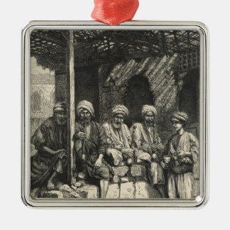 A Turkish Coffee-house Christmas Ornament