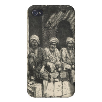 A Turkish Coffee-house Case For iPhone 4