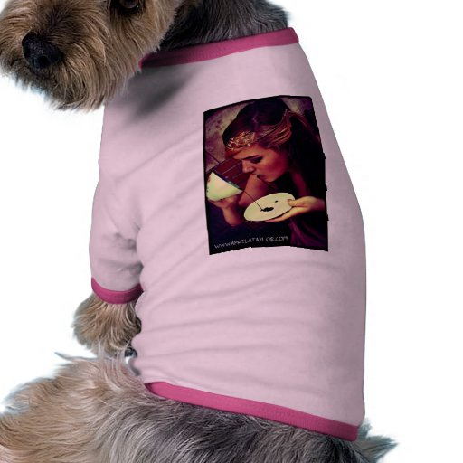 A Twisted Fairytale by April A. Taylor Dog T-shirt