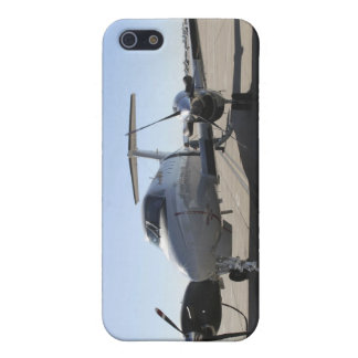 A  UC-12F King Air aircraft iPhone 5 Cases