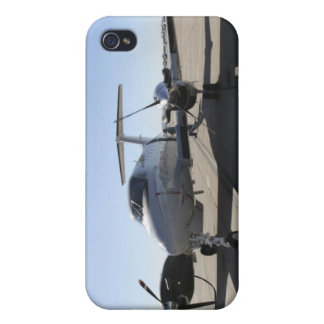 A  UC-12F King Air aircraft Cases For iPhone 4
