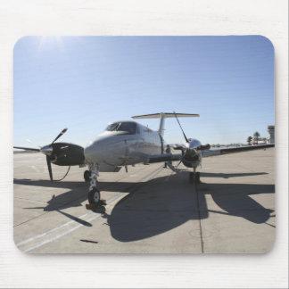 A  UC-12F King Air aircraft Mouse Mat