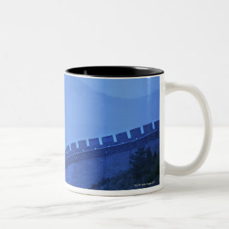 A UNESCO World Heritage Site the Wall at Two-Tone Coffee Mug
