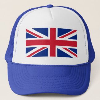 A Union Jack Trucker Hat