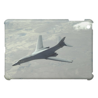 A US Air Force  B-1B Lancer on a combat patrol 2 Case For The iPad Mini