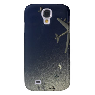 A US Air Force B-52 Stratofortress aircraft 2 Galaxy S4 Case