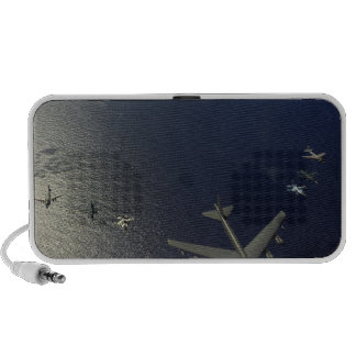 A US Air Force B-52 Stratofortress aircraft 2 Portable Speakers