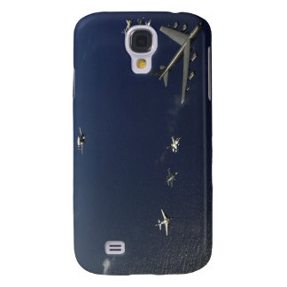A US Air Force B-52 Stratofortress aircraft 3 Galaxy S4 Case