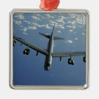 A US Air Force B-52 Stratofortress Christmas Ornament