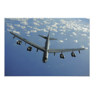 A US Air Force B-52 Stratofortress Photo Print
