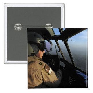 A US Air Force C-130J Hercules pilot 15 Cm Square Badge