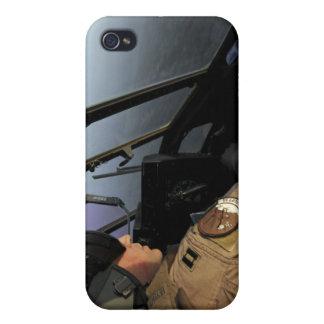 A US Air Force C-130J Hercules pilot iPhone 4/4S Covers