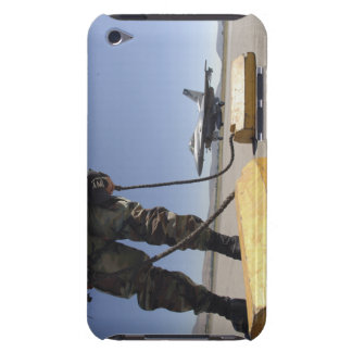 A US Air Force crew chief Case-Mate iPod Touch Case