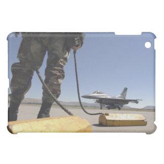 A US Air Force crew chief iPad Mini Cases